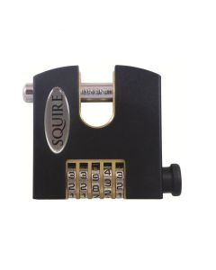 Squire Stronghold SHCB 75mm Combination Shutter Padlock