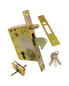 Signet Euro Cylinder Hook lock for Sliding Gates