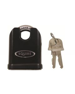 Squire Stronghold CEN6 65mm Padlock - Closed Shackle