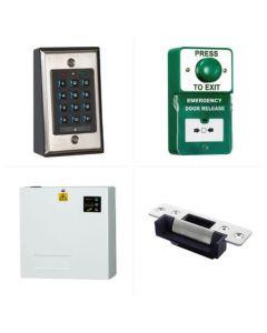 Single Door Access Control Kit