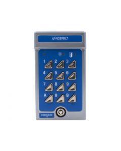 Vanderbilt V42 Access Keypad (Formerly Bewator Siemens K42)