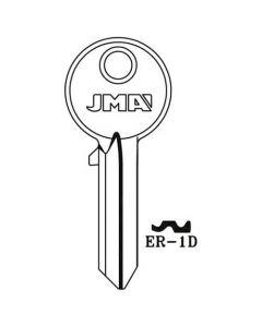 JMA ER-1D Era 5 Pin Key Blank