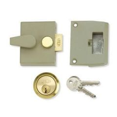 Union 1027 Non Deadlocking Cylinder Nightlatch