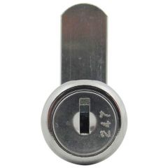 Lowe & Fletcher 1397 Round Face Nut Fix 20mm Body Sprung Camlock