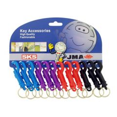 Plastic Kamet Snap Key Holder (12)