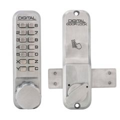 Lockey 2200 Surface Rim Deadbolt Digital Lock