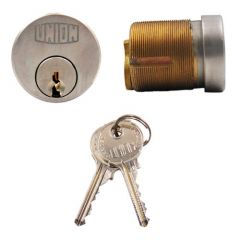 Union 2X11 SIC Screw In Cyl (Single)