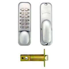 ERA 3000 Series Tubular Mortice Latch Digital Lock