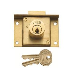 Union 4004 4 Pin Cylinder Cut Till Cupboard Latch Lock
