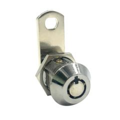 Lowe & Fletcher 4304 Conicle Face Nut Fix 23mm Body Radial Pin Tumbler Camlock