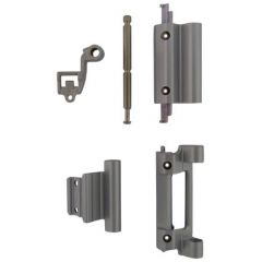 Siegenia Alu 4200 TBT Top & Bottom Hinge Kit