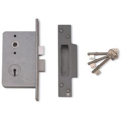 Wellington Fort 4J 6 Lever Mortice Sashlock