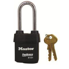 Master Pro Series Hi-Security 54mm Padlock - Long Shackle
