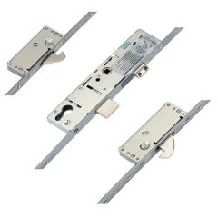ERA Latch, Deadbolt, 2 Hooks