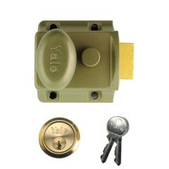 Yale 723 Traditional Deadlocking Nightlatch