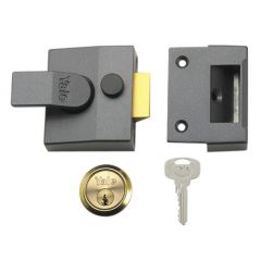 Yale 85 Deadlocking Nightlatch on Original Key Section