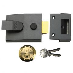 Yale 89 Deadlocking Nightlatch on Original Key Section