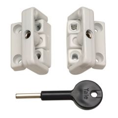 Yale 8K106 Metal Casement Window Lock
