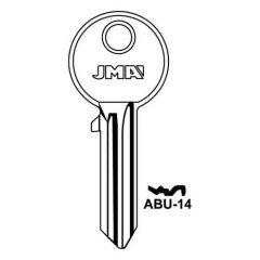 JMA ABU-14 Cylinder Key Blank