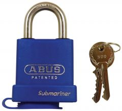 Abus 83WPIB Series Submariner 53mm Open Shackle Weatherproof Padlock