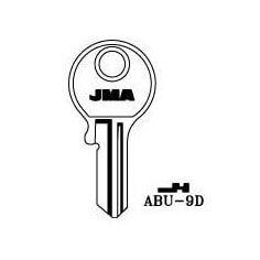 JMA ABU-9D Cylinder Key Blank
