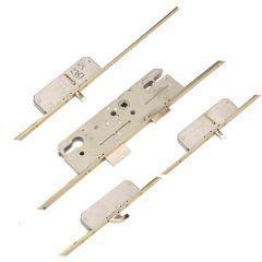 KFV Latch Deadbolt 2 Pins 1 Hook Key Wind
