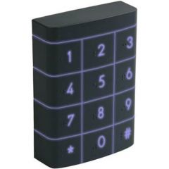Alpro Backlit Weatherproof Touch Braille Access Keypad