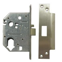 Bramah 3061 Kompact  Egress Mortice Nightlatch Without Snib