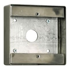 TSS Stainless Steel Back Box - DDA Large