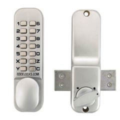Codelocks CL100 Surface Rim Deadbolt Digital Lock