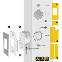 Codelock Intumescent Kit
