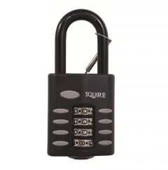 Squire CP50 50mm Long Shackle Combination Padlock