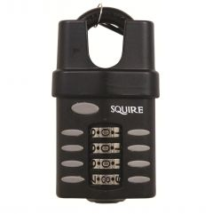 Squire CP50 50mm Close Shackle Combination Padlock
