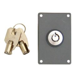 Universal Garage Door Electric Tubular Key Switch