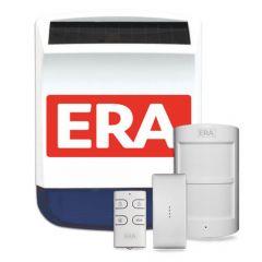 ERA Valiant Wireless Solar Siren Alarm Kit