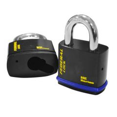 Federal 60mm Euro Open Shackle Padlock