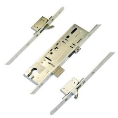 Fullex Crimebeater Latch Deadbolt 2 Hooks 20mm Radius Faceplate Split Spindle