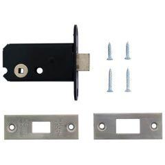 Imperial G8040 DB Bath Lock 4mmFol 3 SC
