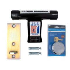 Garage Door Defender With Padlock