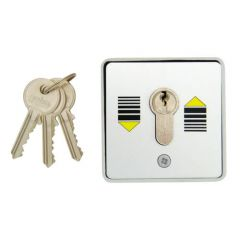 Geba 2 Way Roller Shutter Key Switch