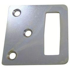 Gatemaster Euro Deadbolt Keep Plate