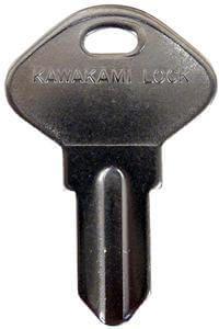 Mico Kawakami H50 Roller Shutter Key Blank