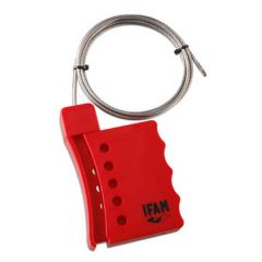 Ifam Multi-Lock Safety Cable Lockout Hasp