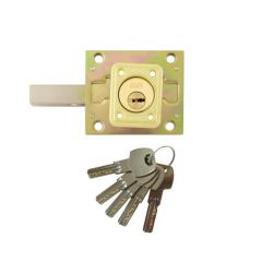 Ifam CS88 Cylinder Rim Lock