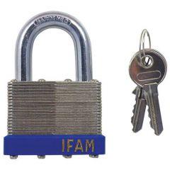 Ifam LM30 30mm Padlock - Open Shackle