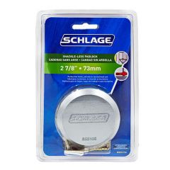 Schlage 73mm Round Shackleless Padlock