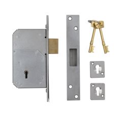 Apecs LX5 Retro Fit British Standard Upright Mortice Deadlock
