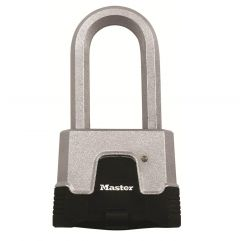 Master Excell M175 50mm Long Shackle Combination Padlock