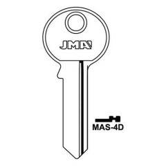 JMA MAS-4D Master 6 Pin Copy Blank