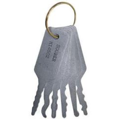 Souber Mini Key Jiggler Set for Camlocks/Lockers